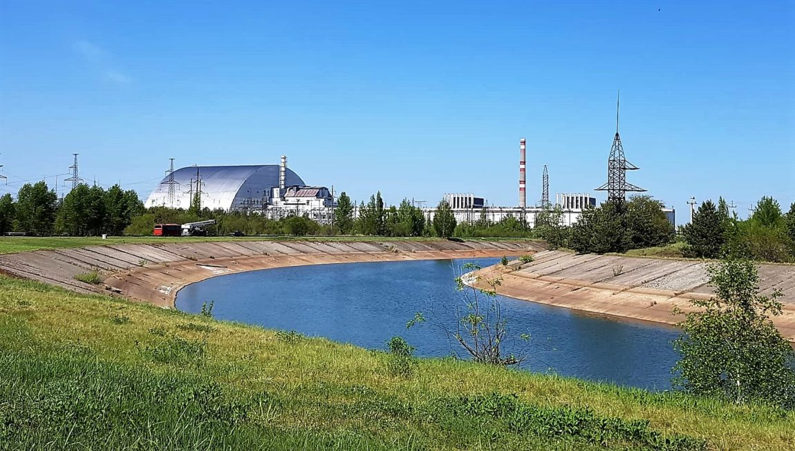 Reaktor 4, Černobilj