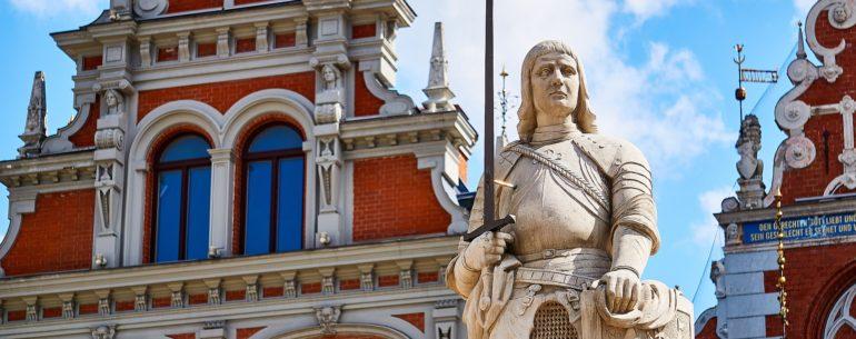 Statua Rolanda, Riga