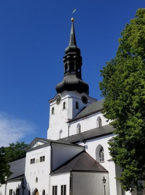 Crkva Svete Marije Talin