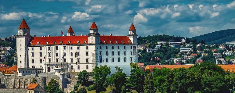Dvorac u Bratislavi