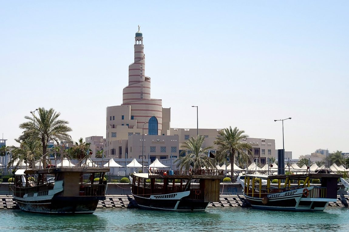 Spiralna džamija, Doha