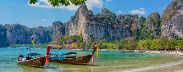 Tajland, plaža