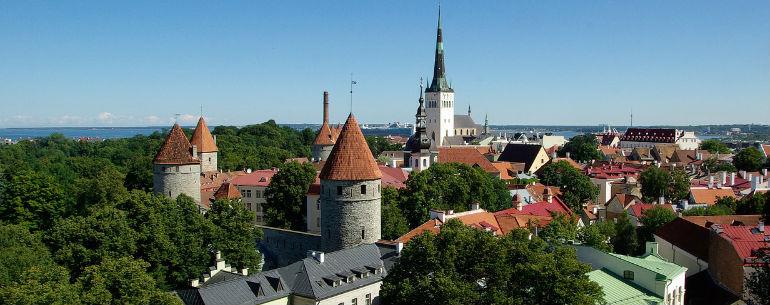 Taljin, Estonija