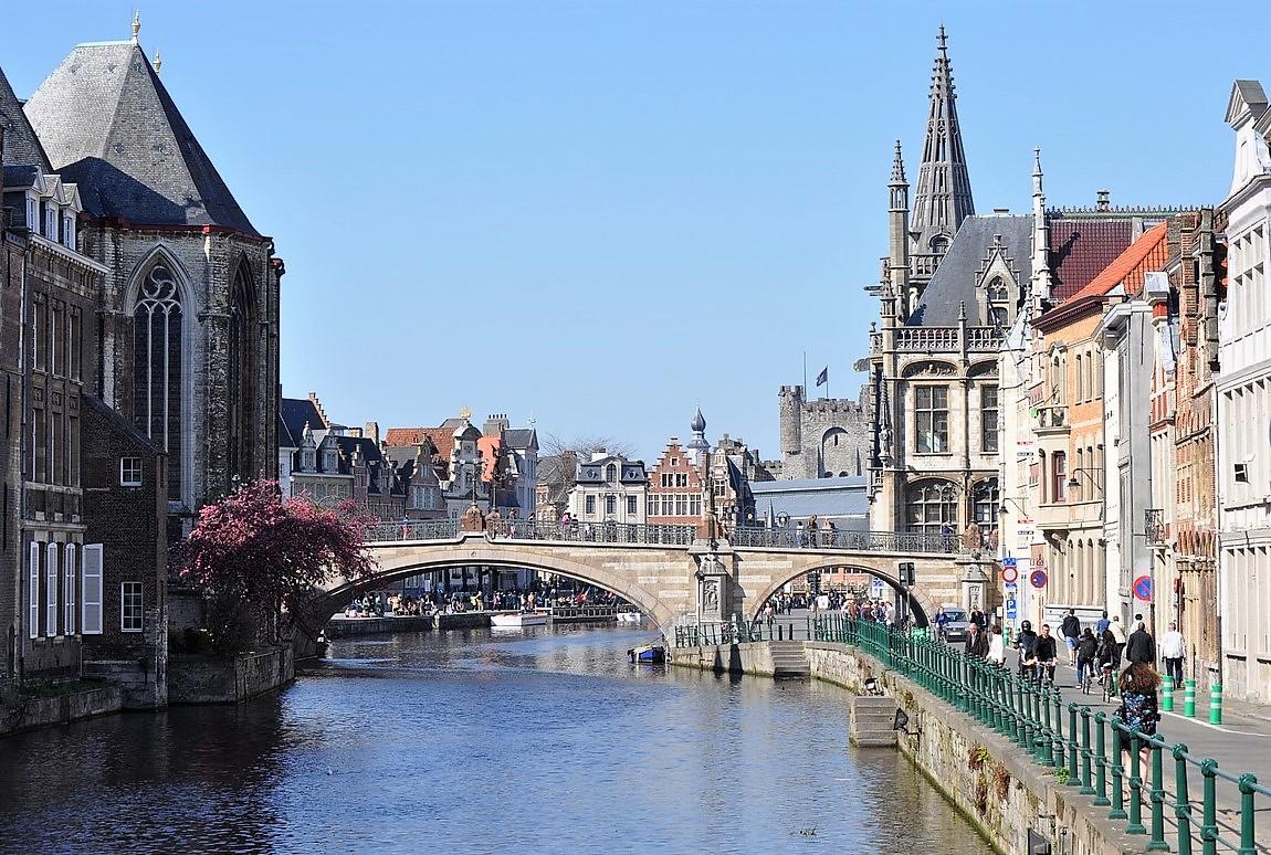 Gent, Belgija