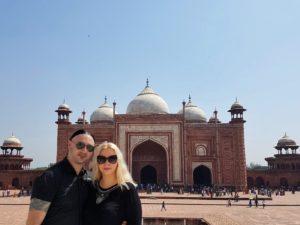 U Tadž Mahalu
