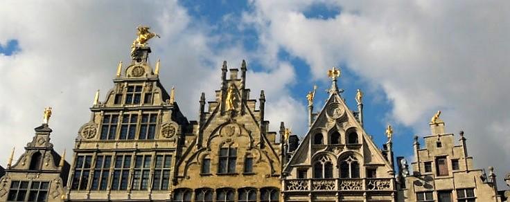 Antverpen, Belgija