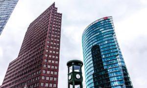Potsdamer plac Berlin