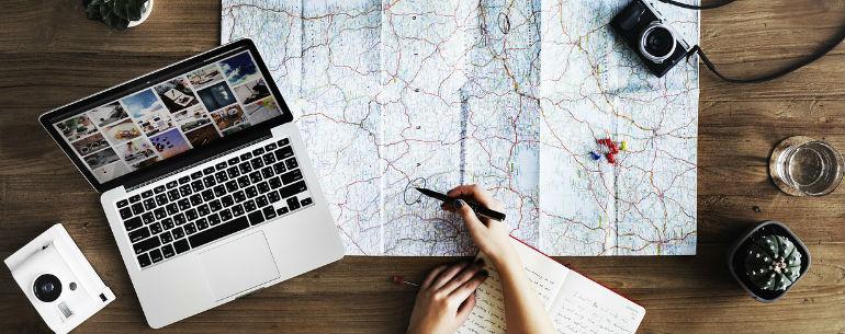 planiranje putovanja