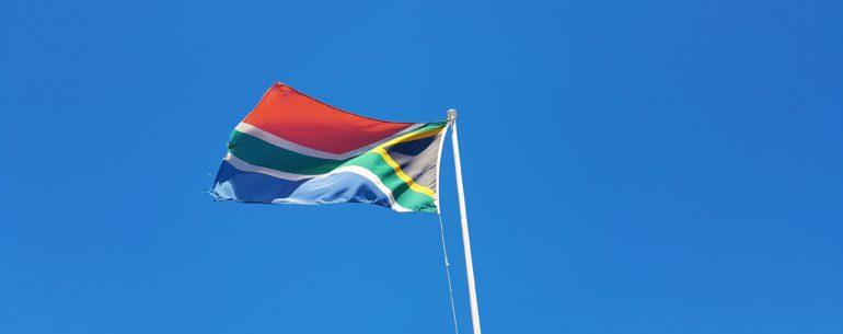 Zastava Južnoafričke Republike