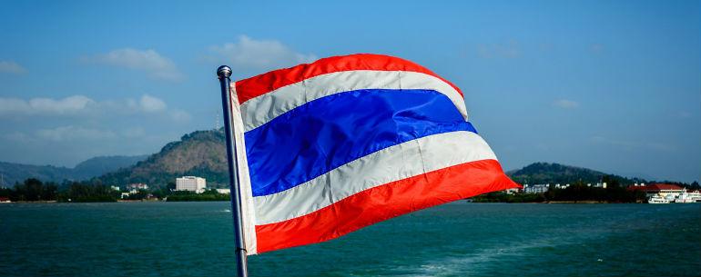 Tajlandska zastava