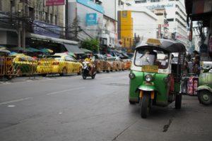 Saobracaj Bangkok