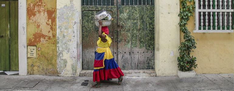 Kartagena Kolumbija